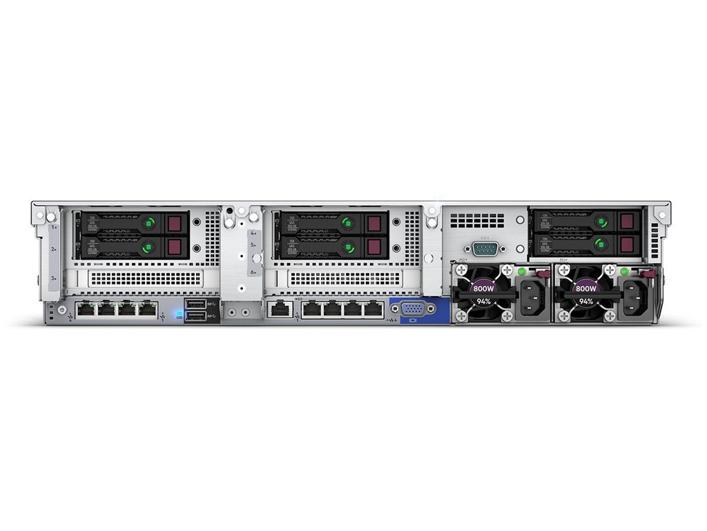 Hewlett Packard Enterprise ProLiant DL380 Gen10 4208 8SFF PERF WW server 2.1 GHz 16 GB Rack (2U) Intel Xeon Silver 500 W DDR4-SDRAM