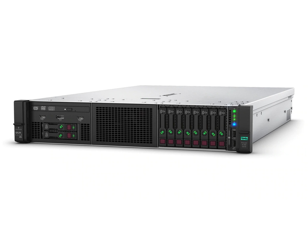 Hewlett Packard Enterprise ProLiant DL380 Gen10 4210 8SFF PERF WW server 2.2 GHz 32 GB Rack (2U) Intel Xeon Silver 800 W DDR4-SDRAM