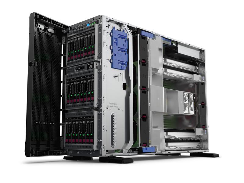 Hewlett Packard Enterprise ProLiant ML350 Gen10 server 2.2 GHz 16 GB Tower (4U) Intel Xeon Silver 800 W DDR4-SDRAM